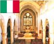フィレンツェ セントジェームス教会