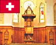 サンモリッツ 森の教会