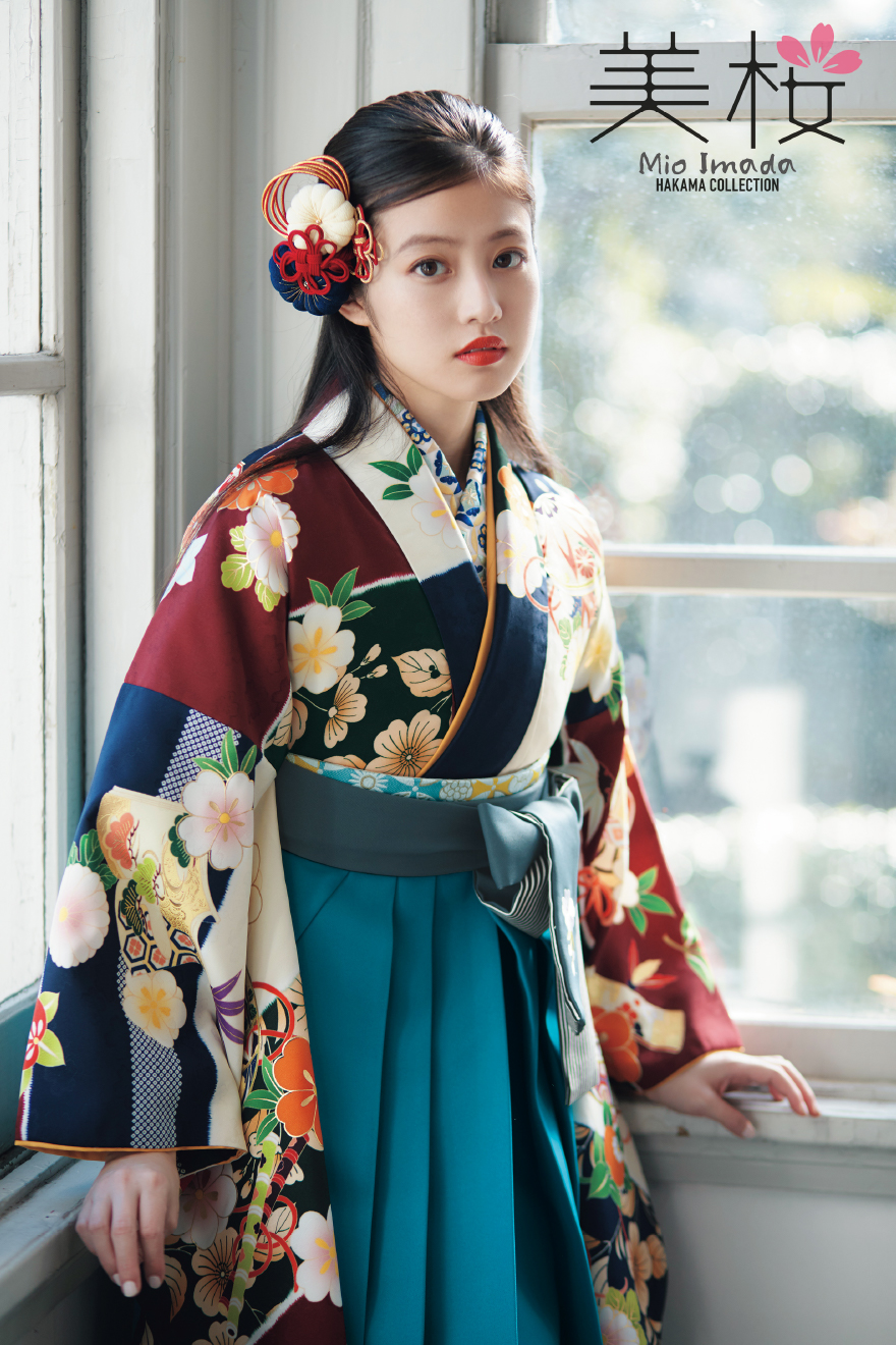 Mio Imada HAKAMA COLLECTION