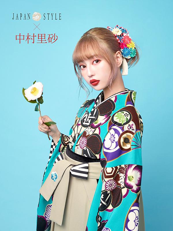 JAPAN STYLE×中村里砂 20JN4